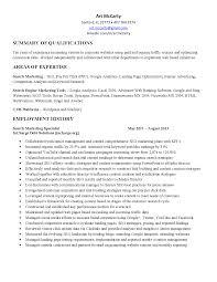 search engine marketing sem dawn march resume dawn march resume resume search engine