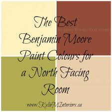 North Facing Bedroom Paint Color The Best Most Popular Benjamin Moore Paint Colours For A North