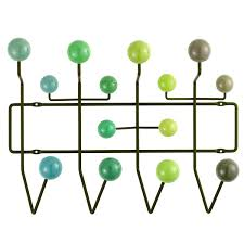 Vitra Coat Rack Interesting Vitra Hang It All Coat Rack Green Finnish Design Shop