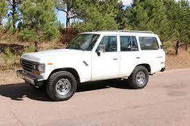 For Sale - 1988 Toyota Land Cruiser FJ62 - Clean and Original ...