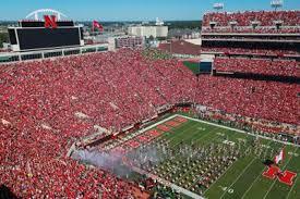 Nebraska Memorial Stadium Seating Chart Rows New Screens At Nebraskas Memorial Stadium Will Help All In