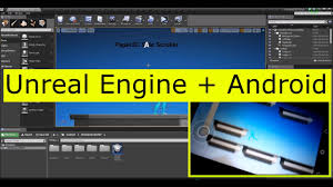 Android Game Development Process With Unreal Engine 4 Youtube