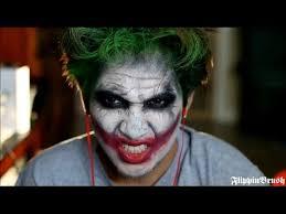 the joker dark knight heath ledger makeup tutorial