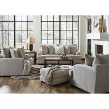 Cream furniture living room Pine Gabrielle Living Room Sofa Loveseat Cream 334603 Conns Gabrielle Cream Living Room Jackson Furniture 334603 Conns