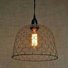 chandeliers en wire chandelier pendant light