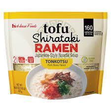 tofu shirataki ramen tonkotsu starter kit