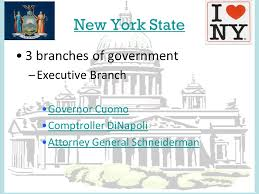 New York State Government Organizational Chart How Do State And Local Governments Work In New York Lesson