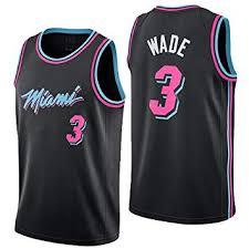 uk Heat amp; Jersey Amazon New Uniform Wade Miami Outdoors Uniform co 3 No Sports Basketball