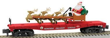 lionel santas flyer new product spotlight american flyer christmas lionel trains