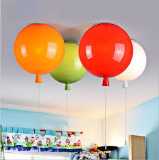 kids room ceiling lighting. modern designer ceiling lights color ball lamp for kids room fixture light living lighting