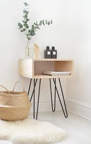 recreate furniture. 5 hairpin leg furniture diys that you can recreate in an hour or less
