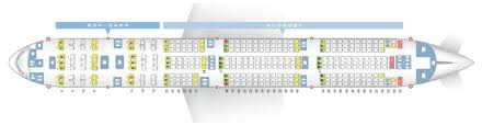 Egyptair Seating Chart Egyptair Fleet Boeing 777 300er Details And Pictures