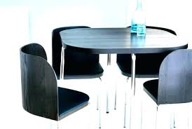dining sets table set room kitchen and chairs ikea black wood