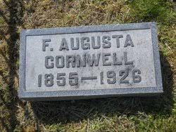 Fanny Augusta Fletcher Cornwell (1855-1926) - Find A Grave Memorial