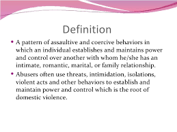Domestic Violence Lessons Tes Teach