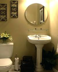 pedestal sink ideas small bathroom pedestal sink ideas inspirational best bathroom mirror ideas images on of modern pedestal sink ideas