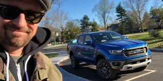 Ford Ranger pickup truck review, pictures - Business Insider