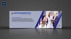 Creative Banner Design For Website Photoshop Tutorial Web Banner Design Creative Banner