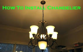 how to install a chandelier install 6 light chandelier in dining room with regard to vivacious how to install a chandelier