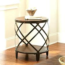metal accent table round metal coffee table small metal accent table image of small round metal