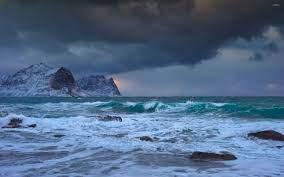 Winter Ocean Wallpapers - Top Free ...