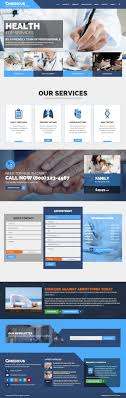 25 Best Responsive Medical Healthcare Html5 Templates 2019