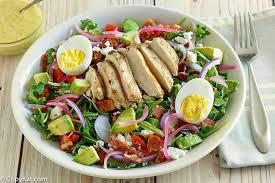a copycat version of the panera bread green dess salad
