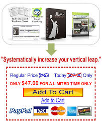 Vertical Jump Training Home