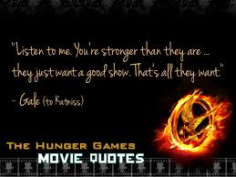 Hunger Games Quotes Best The Hunger Games Images THG Movie Quotes Wallpaper And Background