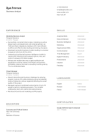 Free Resume Builder For Modern Job Seekers Wozber