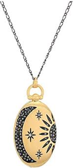 Lucky brand <b>crescent moon pendant necklace</b> + FREE SHIPPING ...