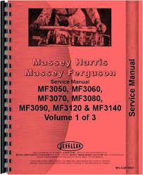 array mey ferguson 3120 tractor service manual rh agkits