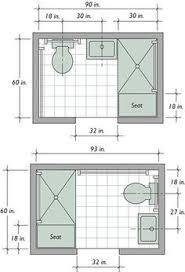 Visual Guide To Bathroom Floor Plans Bathroom Plans Third