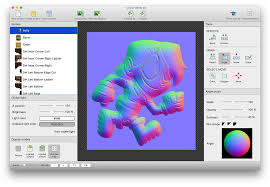 normal map generator for mac and windows