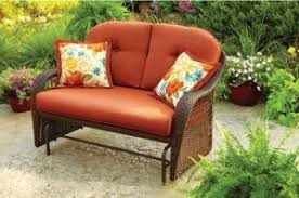 better homes and gardens azalea ridge replacement cushions. Better Homes And Gardens Azalea Ridge Glider Bench Replacement Cushions O