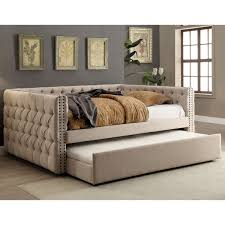do they make queen size daybeds. Wonderful Daybeds Furniture Of America Bernice Contemporary Tufted Queensize Daybed Inside Do They Make Queen Size Daybeds N