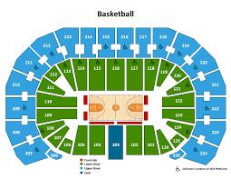 Thunder Basketball Seating Chart 74 Unbiased Thunder Stadium Seating Chart