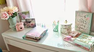 desk decor diy awesome diy inspired fice desk space apartment