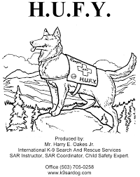 Small Picture K9 Search and Rescue