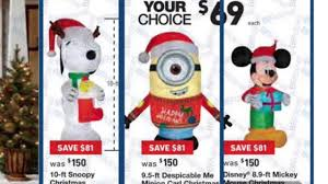 lowes black friday christmas inflatables sold at lowes for black friday new for 2017 lowes usa