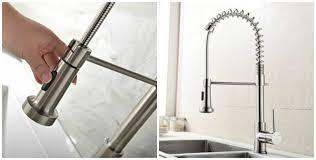 Kitchen Sink Faucets Reviews Kitchen Kitchen Sink Faucet In Flawless Shop Kitchen Faucets At