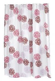 emma fabric shower curtain