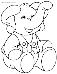 Small Picture Elephant color page animal coloring pages color plate coloring