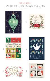 Retro Holidays 6 Retro Holiday Cards To Suit Your Mid Century Style Dream Green Diy