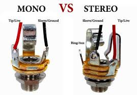 stereo to mono wiring diagram stereo image wiring iron age guitar blog stereo vs mono jacks are you missing out on stereo to mono subwoofer wiring diagrams