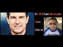 Birth Chart Analysis Tom Cruise A Man With More Missions