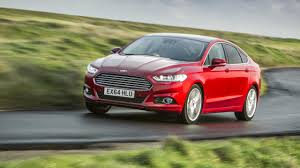 2017 Ford Mondeo Review   Top Gear