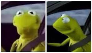 kermit driving meme blank. Modren Driving Throughout Kermit Driving Meme Blank T