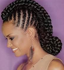 Black Braided Bun Hairstyles New African Hairstyles Braided Bun Hairstyles For Black Hair