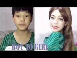 amazing best makeup transformation boy to lovely 2